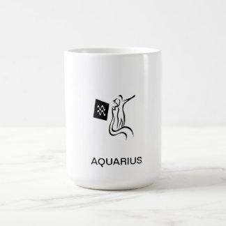 Caneca de café do Aquário