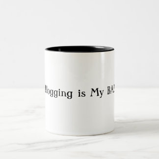 Caneca de café do Blogger