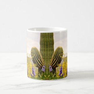 Caneca de café do braço do Saguaro/copo