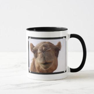 Caneca de café do camelo