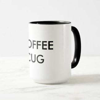 Caneca de café do Cug de Moffee