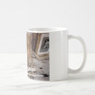 Caneca de café do design de Anita Spero