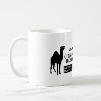 Caneca de café do dia de corcunda