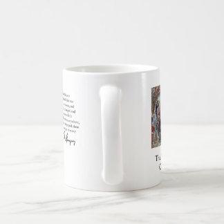 Caneca de café do evangelismo