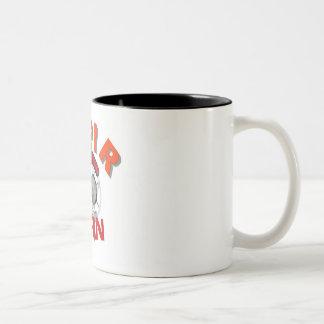 Caneca de café do fã de MPIR