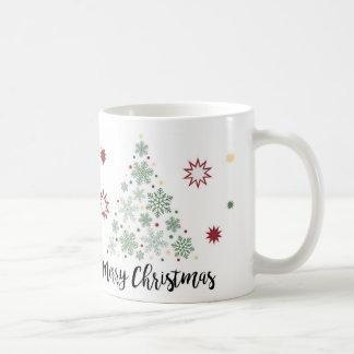 Caneca de café do Feliz Natal