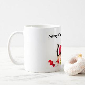 Caneca de café do Feliz Natal de York
