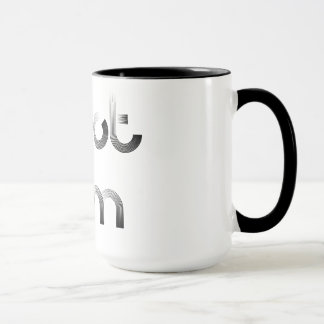 Caneca de café do filme do tiro