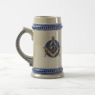 caneca de café do freemason