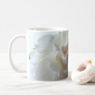 Caneca de café do Gardenia (jasmim de cabo)