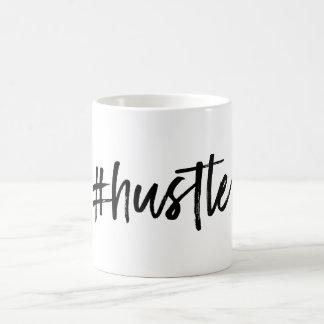 caneca de café do #hustle