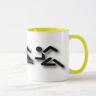 caneca de café do iTri