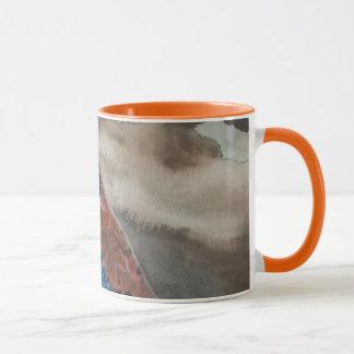 Caneca de café do Kestrel