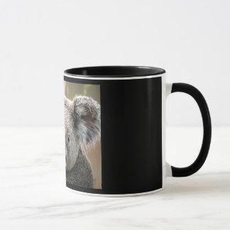 Caneca de café do Koala