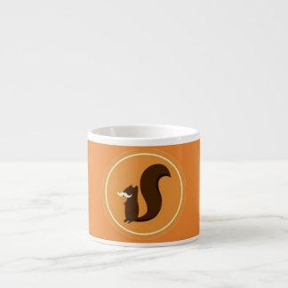caneca de café do logotipo do iSquirrel!