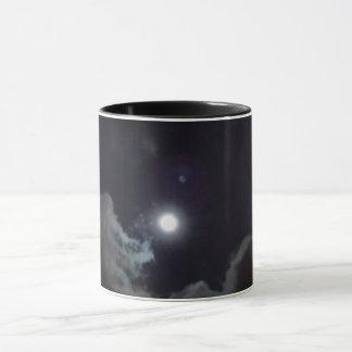 Caneca de café do nighttime