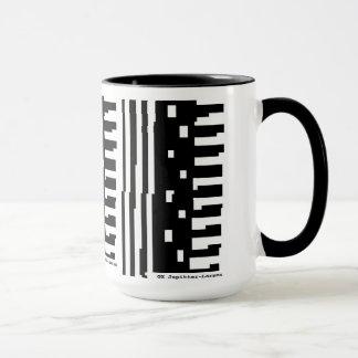 Caneca de café do oficial GX Jupitter-Larsen