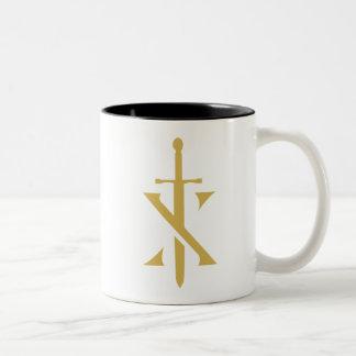 Caneca de café do paladino dos cavaleiros
