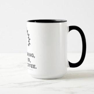 """Caneca de café do """"paraíso"""" de Johnny Cash"""