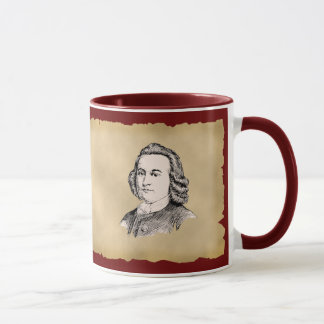 Caneca de café do pedreiro de George