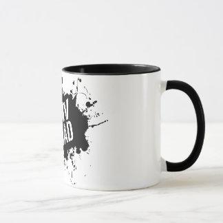 Caneca de café do pelotão