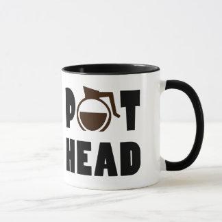 Caneca de café do PotHead