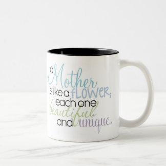 caneca de café do presente do dia das mães