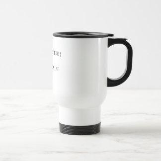 caneca de café do programador