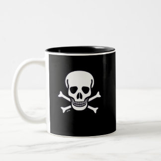 Caneca de café do righthand do tom do preto de