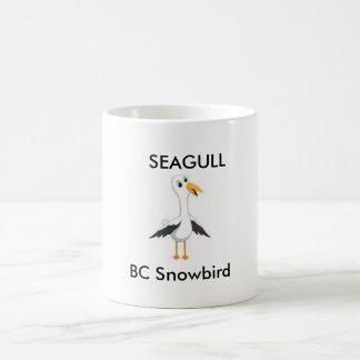 Caneca de café do SnowBird