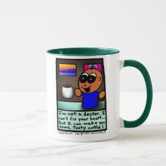 Caneca de café do Sr. Wigglypops Factura Saboroso