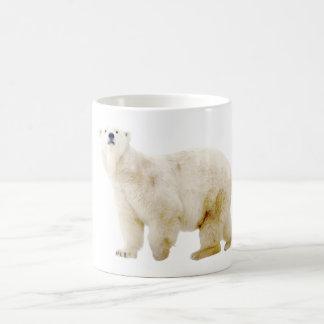 Caneca de café do urso polar
