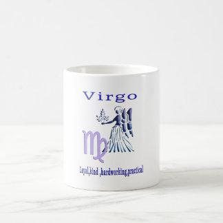Caneca de café do Virgo