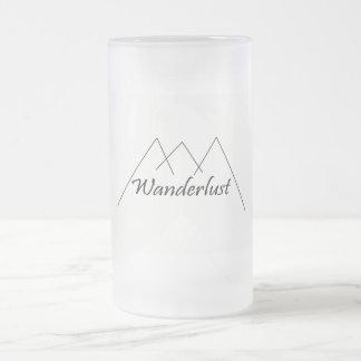 Caneca de café do Wanderlust