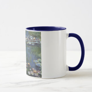 "Caneca de café do ""Waterlilies"" de Claude Monet"