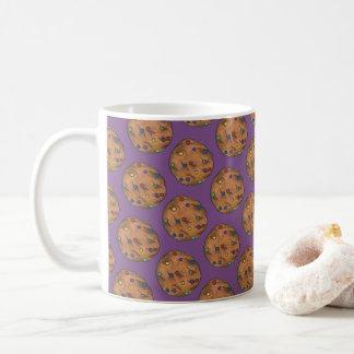 Caneca De Café Doces do cozimento do biscoito dos pedaços de