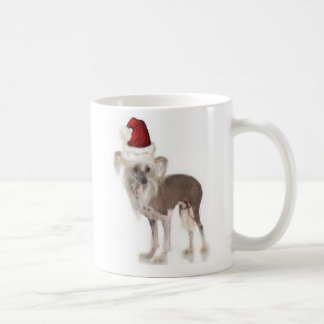 Caneca De Café Dogs~Original Ditzy Mug~Chinese Crested