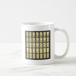 Caneca De Café dominó
