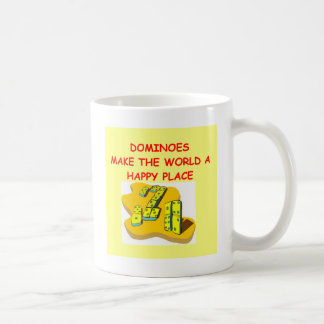 Caneca De Café dominós