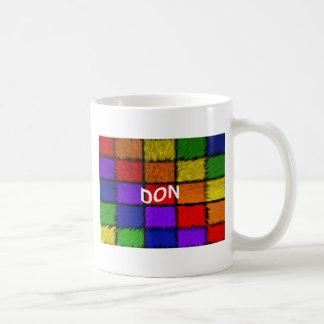 CANECA DE CAFÉ DON