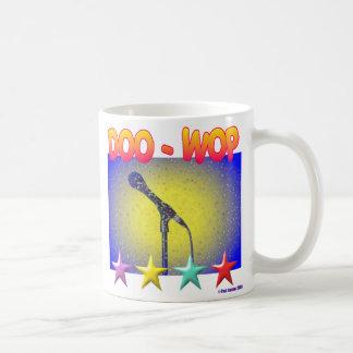 CANECA DE CAFÉ DOO-WOP! , DOO-WOP!