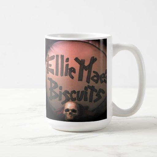 Caneca de café dos BISCOITOS de ELLIE MAE