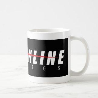 Caneca de café dos estúdios de Actionline
