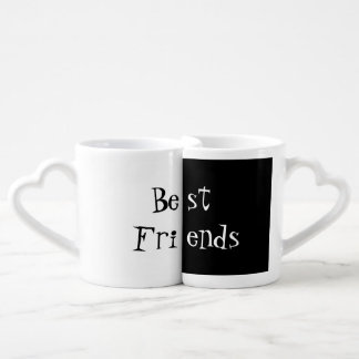 Caneca de café dos melhores amigos
