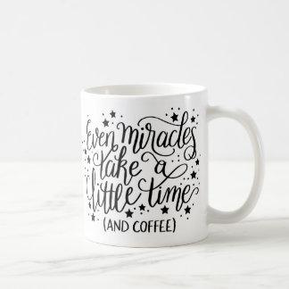 Caneca de café dos milagre