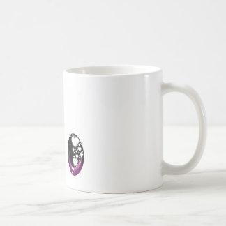 Caneca de café dos olhos de Saturn do marinheiro