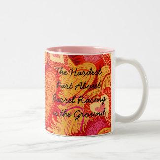 Caneca de café dos provérbios da vaqueira