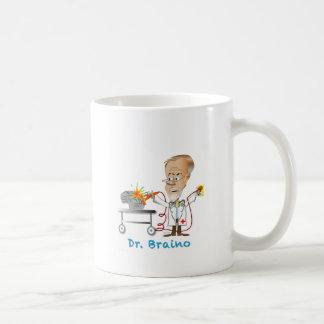 Caneca De Café Dr. Braino