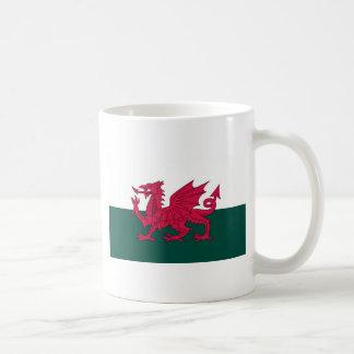Caneca De Café Dragão de Galês
