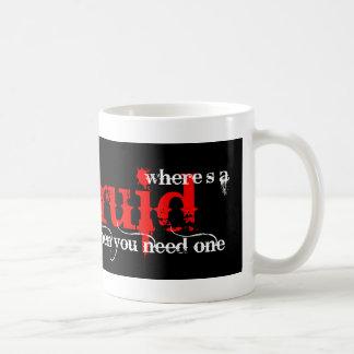 Caneca De Café Druids queridos